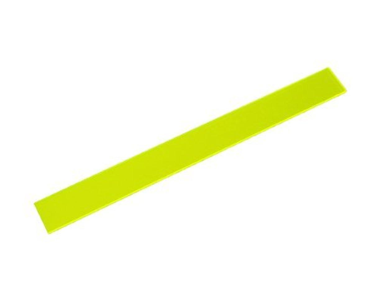 含意希望に満ちたディレイ光 アクリル板 KA-2023 2×20×200 蛍光緑