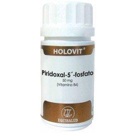 Holovit® Piridoxal-5-Fosfato 50 mg (Vitamina B6) 50 cápsulas
