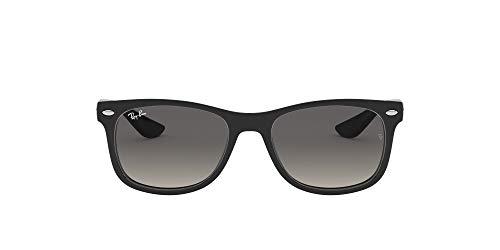 Ray-Ban JUNIOR 100/11 Gafas de sol, Black, 48 Unisex