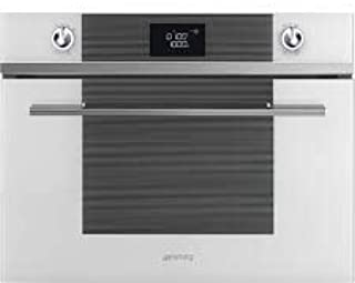 SMEG SF4102MB - Horno microondas empotrable: Amazon.es: Grandes ...