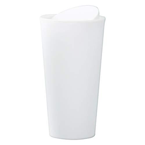 Mülleimer Desktop Büro Tischmülleimer mit Deckel Mini Geruchsdichter Luftdicht Schreibtisch Papierkorb Mülleimer Desktop Trash Can Rubbish Bin Anti-leck Mülleimer TOP