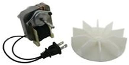 UNIVERSAL BATHROOM FAN REPLACEMENT 120 Volts Bath Vent Electric Motor Kit C01575