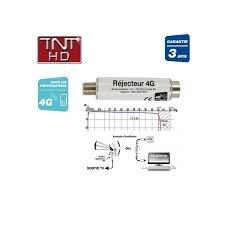 Filtro 4G tnt21–60para TV