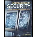 Introduction to Security Operations and Management by P.J. Ortmeier (2009-05-03)