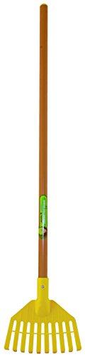 Spear & Jackson 50262 Balai Gazon Enfant Plastique, Jaune