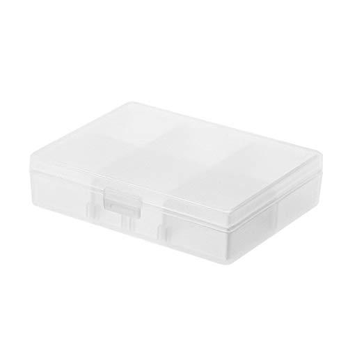 Caja de Almacenamiento Diaria de Pastillas pequeñas y claras para Pastillas/vitaminas/Aceite de Pescado/Suplementos