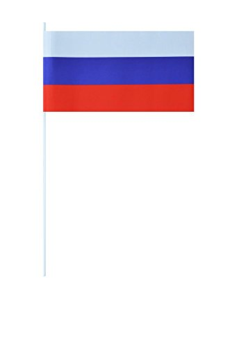 Flaggenfritze® Papierfahnen Russland