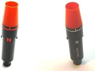 Adjustable 2O Degree Metal Sleeve For The Cobra Amp Driver (Orange) .335 Shaft Tip
