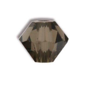 Bicono SWAROVSKI smoky quartz 4mm 40)