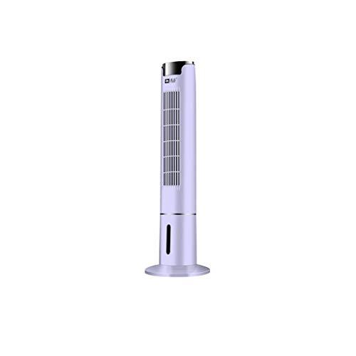 Verdunstungskühler Lüfter für Klimaanlagen Lüfter für leisen Wasserturm Vertikal (Color : Button Control)