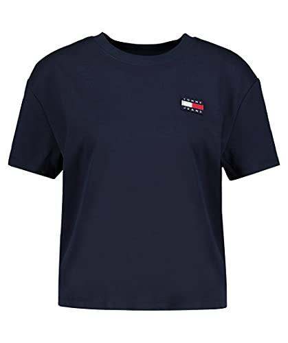 Tommy Hilfiger - Camiseta Mujer - S, Azul