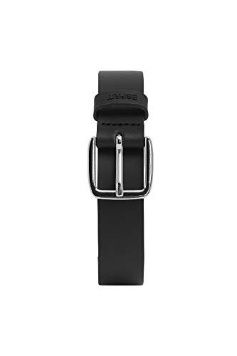 Esprit Accessoires 999ea1s803 Ceinture, Noir (Black 001), 105 (Taille fabricant: 90) Femme