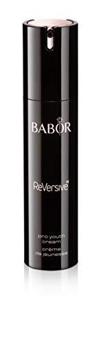 BABOR REVERSIVE Cream, Jugendlichkeit aktivierende Gesichtspflegecreme, gegen Elastizitätsverlust, Faltenbildung und fehlende Ausstrahlung, 50ml