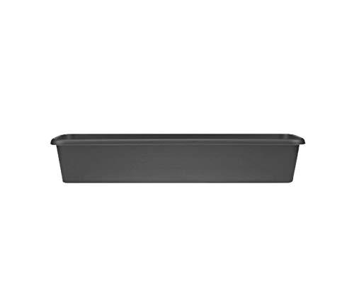 Stewart Terrace Trough - 100 cm, Black