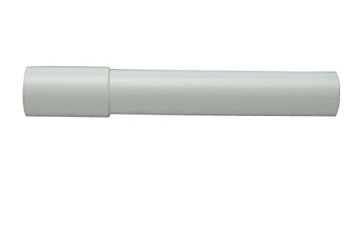 Cornat CSPRVEL30000 Spülrohr-Verlängerung, 50 x 44 mm, 300 mm, weiß