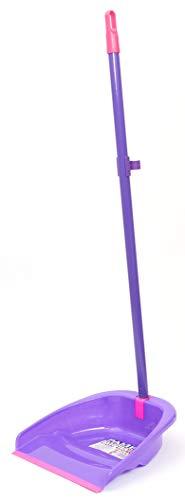 PAMEX - Recogedor plegable de colores con palo incluido (