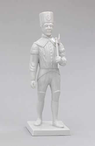 Bergbau Geschenk Porzellan Figur Statuette Bergmann in Parade
