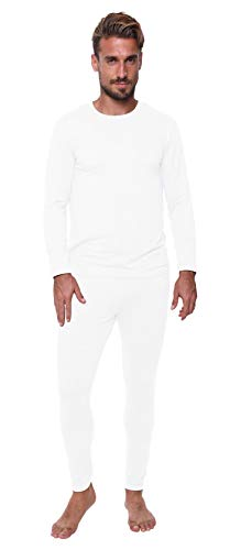 Men Thermal Performance Underwear Set by Outland; Base Layer; Soft...