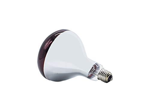 LAMPARA INFRAROJO 250W E-27 220-240V.