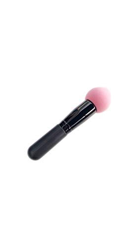 XHCM Brosse de maquillage en éponge à tête de champignon portable multifonction pour fond de teint, anti-cernes