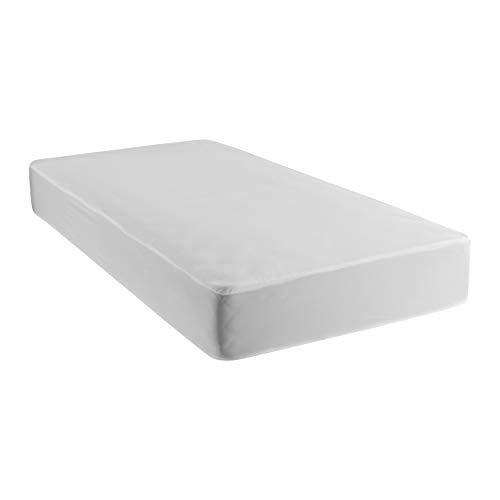 Mixibaby Protector de colchón impermeable Molton para incontinencia, medidas: 180 x 200 cm, tipo de producto: sábana bajera con goma elástica
