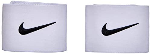 Nike Guard Stay II, Parastinchi Unisex, Bianco, U