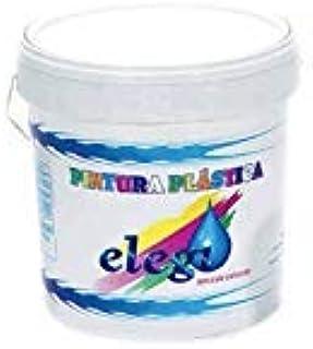 PINTURA PLASTICA BLANCA MATE LAVABLE DE ALTA CALIDAD - 14 KG, INTERIOR-EXTERIOR