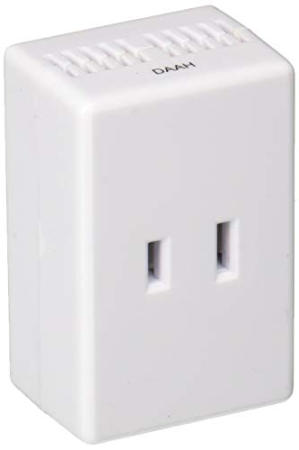 Westek Touch Lamp Control Dimmer Switch – Small Plug-In Device Converts Lights to Touch Lamp, 3 Way Switch – No Wiring, Easy to Install, Ideal for Floor, Bedside and Hard to Reach Lamps at Home