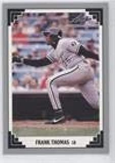 Frank Thomas (Baseball Card) 1991 Leaf - [Base] #281