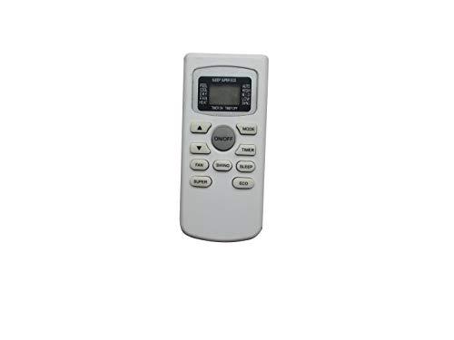 Easytry123 Remote Control for Black Decker GYKQ-34E BPACT14HWT BPACT14WT BPACT10WT BPACT08WT BPACT12HWT BPACT12WTRoom Air Conditioner