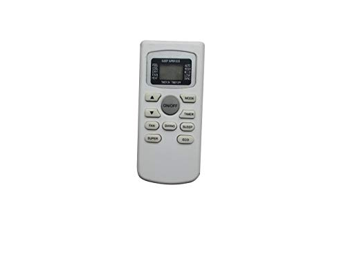 Price comparison product image Easytry123 Remote Control for Black Decker GYKQ-34E BPACT14HWT BPACT14WT BPACT10WT BPACT08WT BPACT12HWT BPACT12WTRoom Air Conditioner