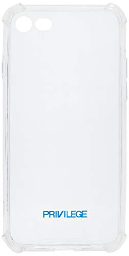 Capa Komodo para iPhone 7, Privilege, PRIVKOMODOIP7PWHT, Transparente-Branca