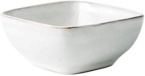 XUEXIU New Wave Soup Plate Europe du Nord Créativité Céramique Arts De La Table Bowl Ménages Ramen Bowl Instantané Bol De Nouilles Au Riz Bowl Repas Bol 8 * 3.6 * 4.5cm Perfect for Catering and Home