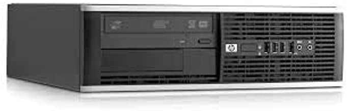 HP Compaq Pro 6305 Small Form Factor (SFF) Business Desktop Computer, AMD A4 Dual-Core 3.4GHz up to 3.7GHz Processor, 8GB DDR3, 500GB HDD, DVD, VGA, Windows 7 Professional (Renewed)