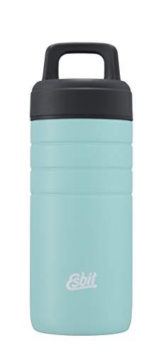 Esbit Isolierflasche Majoris | Thermobecher | Edelstahl | BPA-Frei | Schwarz, Silber & mehr | 1L & mehr | große Öffnung