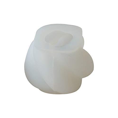 CHENGX Silikonform, Epoxy Gussform, Form Backwerkzeug, Seifenherstellung Mousse Kuchen Kerze Kuchen Dekoration DIY Fondant Küchenbedarf