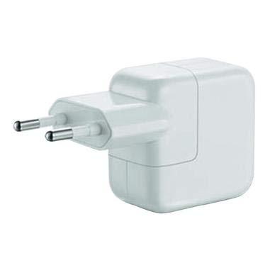 Netzteil 12W USB-Ladegerät Kompatibel mit Apple iPad, Weiß, iPhone iPod iPad Ladegerät, USB-Netzteil 12W für iPhone iPad Apple Watch Tablet, ohne Verpackung