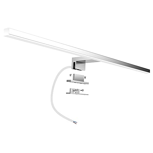 Aogled Lampe Miroir Salle de Bain 10W 820LM 60cm 230V...