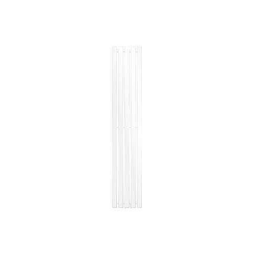 ECD Germany Stella Design Radiador de panel - 260 x 1400 mm - Blanco - Radiador toallero agua calefaccion - Calentador de...