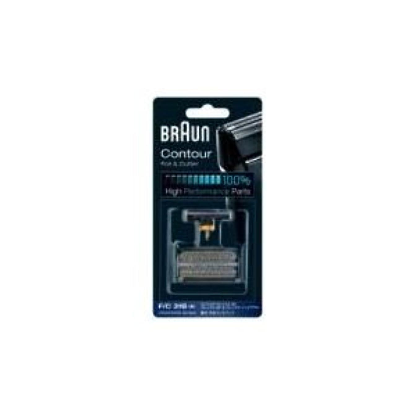 BRAUN(ブラウン) シェーバー 替刃(網刃+内刃セット) F/C31B