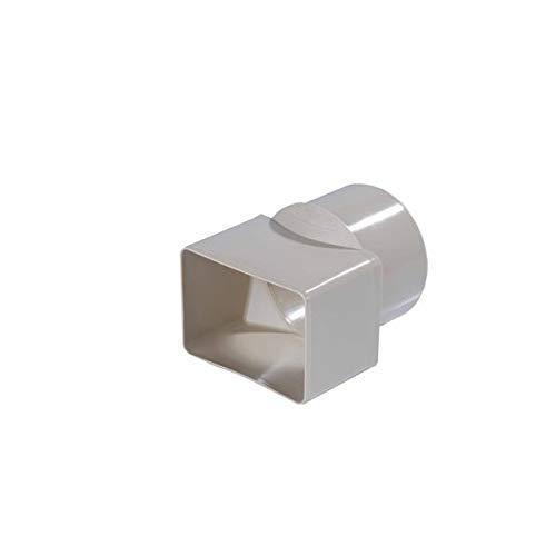 Adaptateur Cylindrique sable PVC diam 80