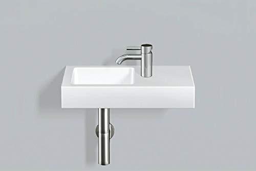 Alape Waschtisch WT.QS525H.L Weiß