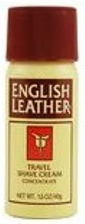 English Leather Travel Size Shaving Cream 1.5 oz. (3 Per Pack)