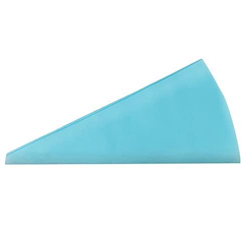12 Pezzi Strumenti Per Decorare Torte Con 6 Sacchetti Per Pasticceria Riutilizzabili In Silicone 3 Dimensioni (12'+ 14' + 16'), 6 Accoppiatori Standard Accessori Per Forniture Da Forno (blu)
