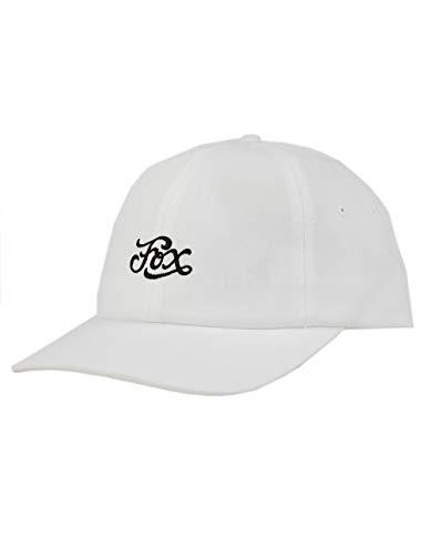 Fox Damen Parker Dad Hat, Damen, Baseball Cap, Parker DAD HAT, weiß, One Size