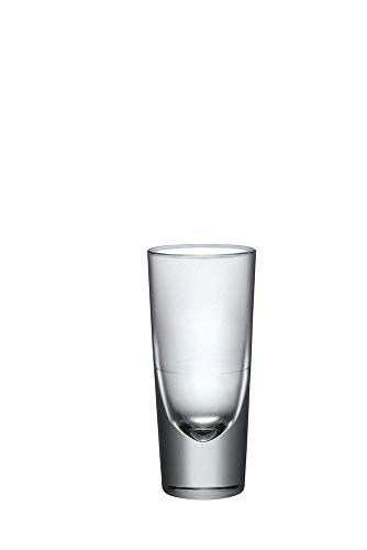 Bormioli Rocco 156739 Bistro Aperitif, 148ml, Glas, transparent, 6 Stück