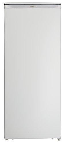 Danby Designer DUFM101A2WDD 10.1 Cu.Ft. Upright Freezer, Garage Ready, E-Star with 5 Year Warranty