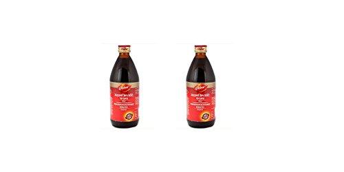 Dabur Mahamanjisthadi Kwath - Blood Purifier and in Treating Various Skin Diseases - Economy Pack 900ml (2 X 450ml)