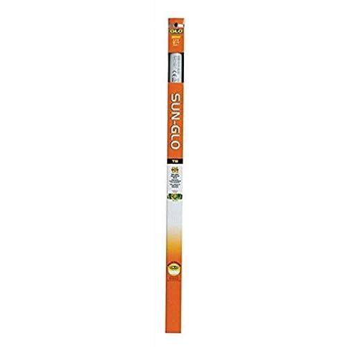 Glo A1591 Tubo Fluorescente Sun-Glo 20 W