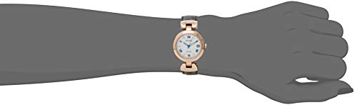[シチズン] 腕時計 エクシード エコ・ドライブ電波時計 Titania Line Happy Flight シリーズ ES9424-06A レディース